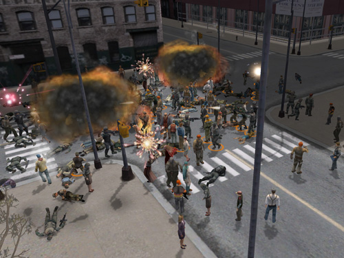 screenshot from LEFT BEHIND: ETERNAL FORCES
